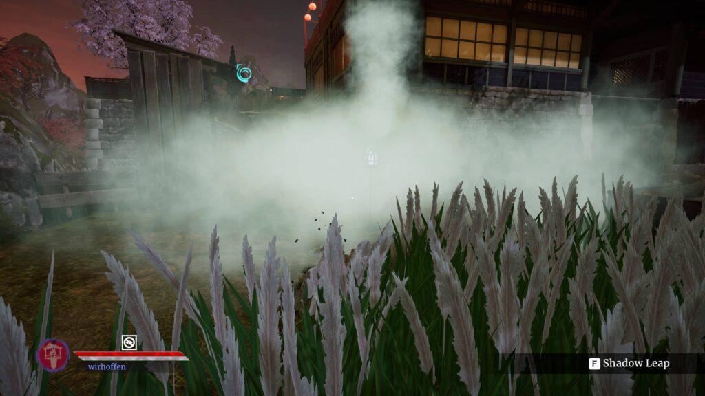 Aragami 2 – jedovatý výbuch