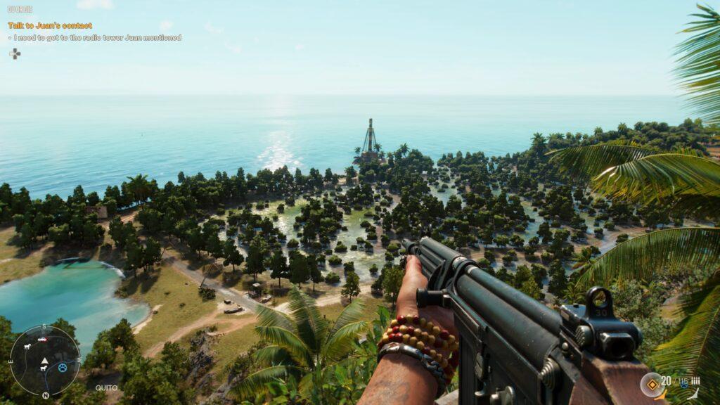 Far Cry 6 - kochání se krajinou