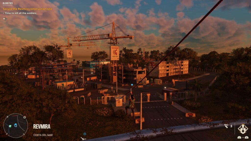 Far Cry 6 - příběhová mise