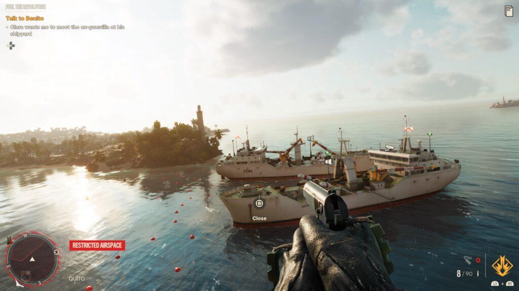 Far Cry 6 - směrem do akce