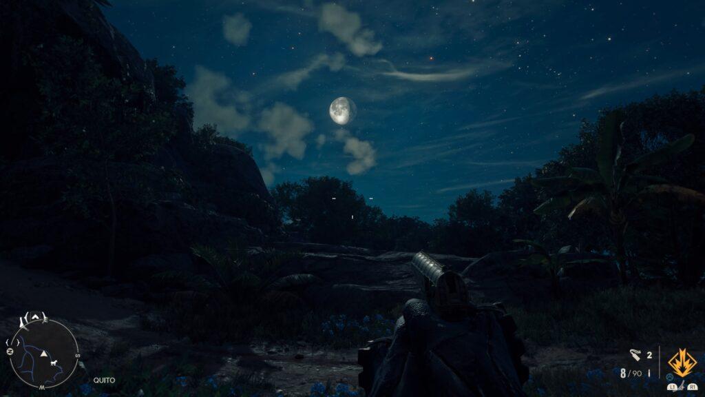 Far Cry 6 - v noci